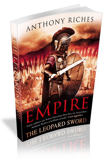 Empire Series: The Leopard Sword
