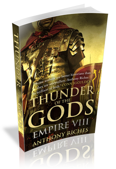 Empire Series: Thunder of the Gods